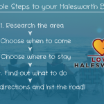 Announcement: How to come on a holiday or short break in Halesworth