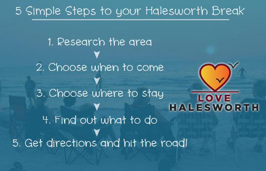 Holiday in Halesworth